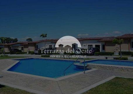 Casa de 2 habitaciones en alquiler, Condominio Terrazas del Oeste