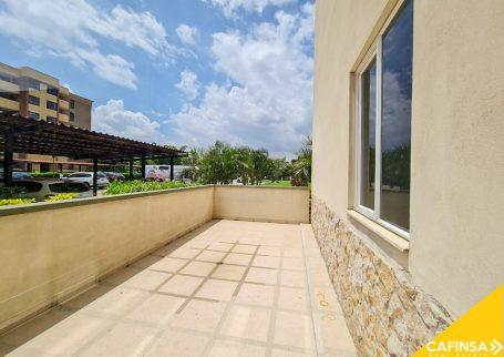 DS-VC1, Apartamento 1er piso, amplia terraza
