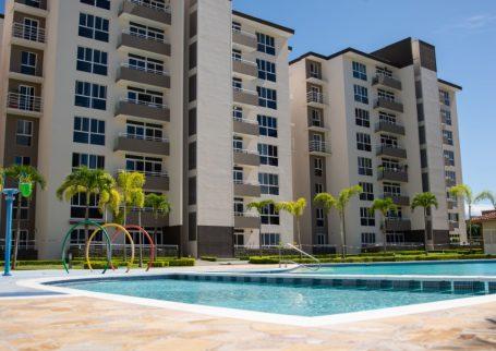 DS-SV2, Alquiler apartamento Nuevo 3 habitaciones, 2 baños